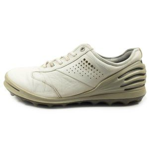 Ecco Hydromax Cage Pro Leather Spikeless Golf Shoe